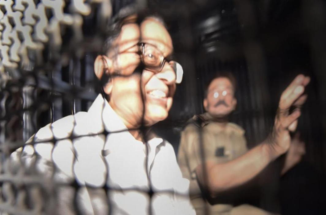 Chidambaram in Tihar Jail as ED did not take his custody after asking for it all along