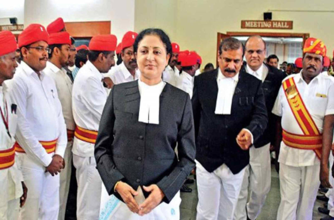 Madras High Court Chief Justice sends resignation papers to President