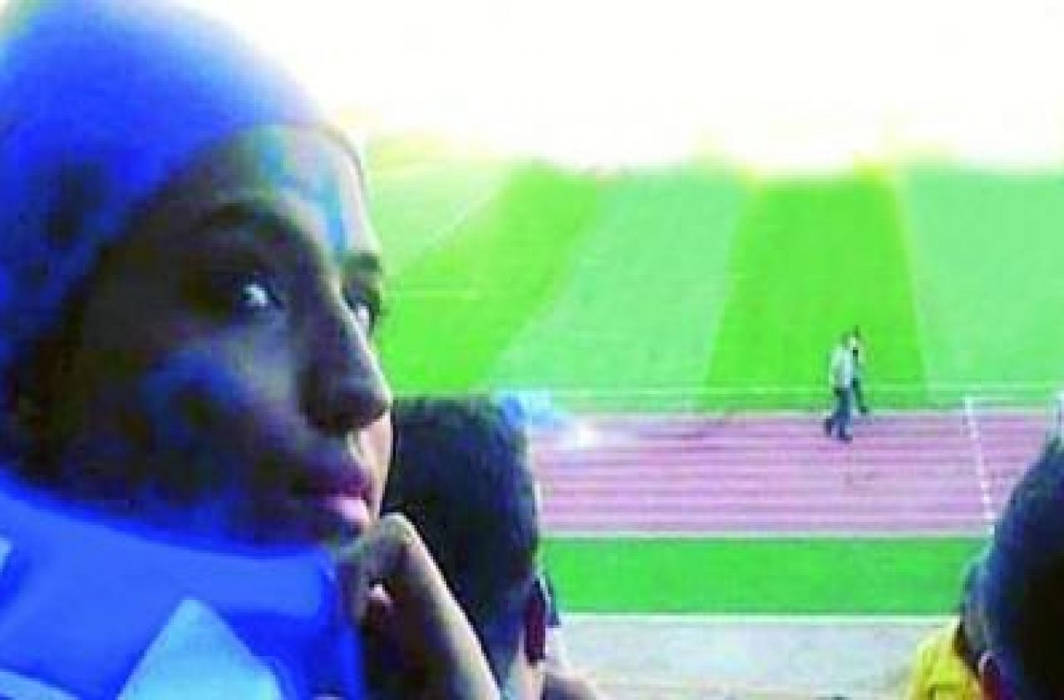 Iranian woman set herself ablaze after being denied entry into football stadium