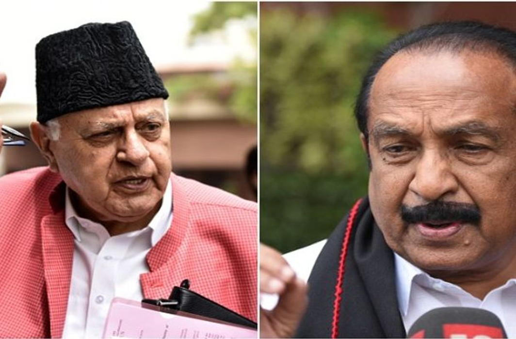 MDMK leader Vaiko moves habeas corpus petition in SC for Farooq Abdullah