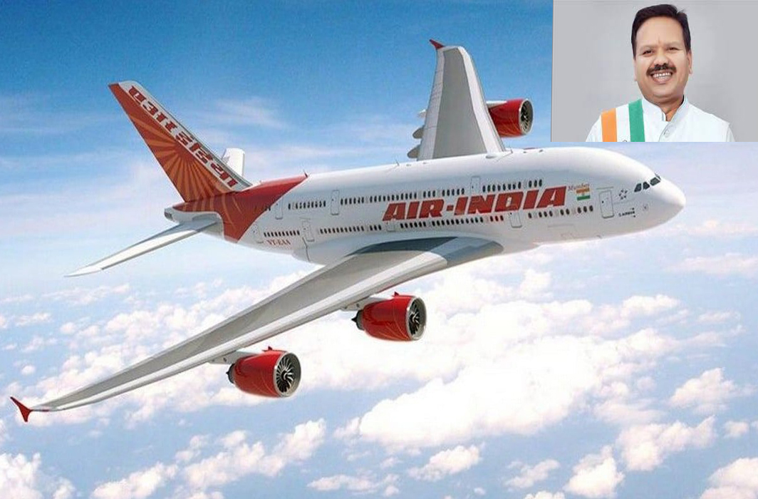 Air India orders probe over Congress MLA's 'misbehaviour' with female staff