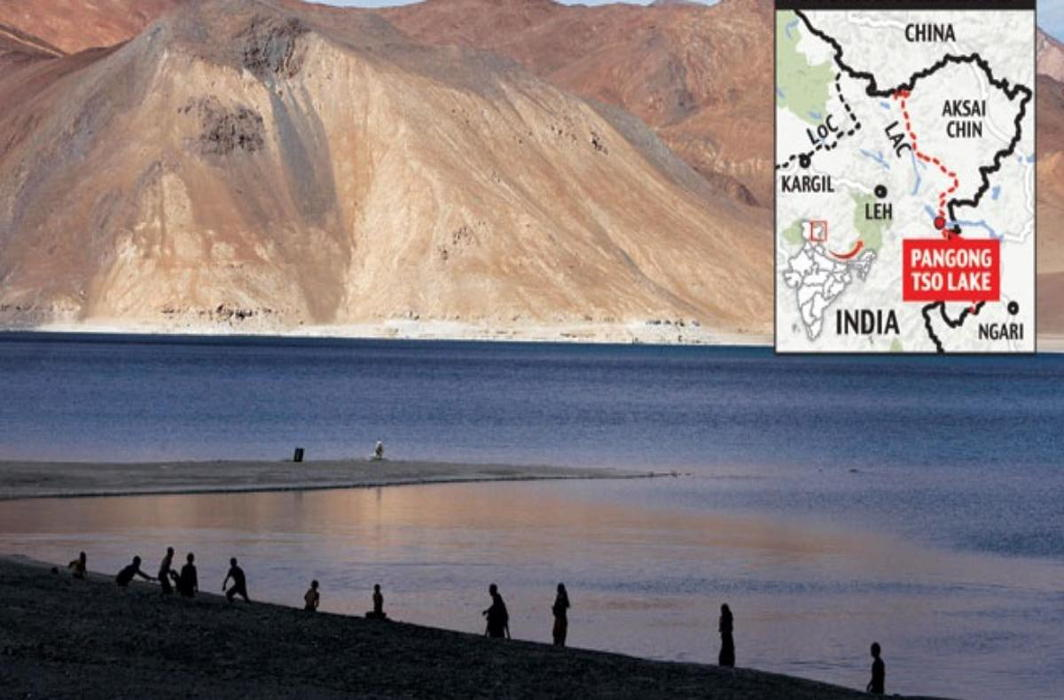 Day-long standoff between Indian and Chinese troops in Ladakh resolved after talks
