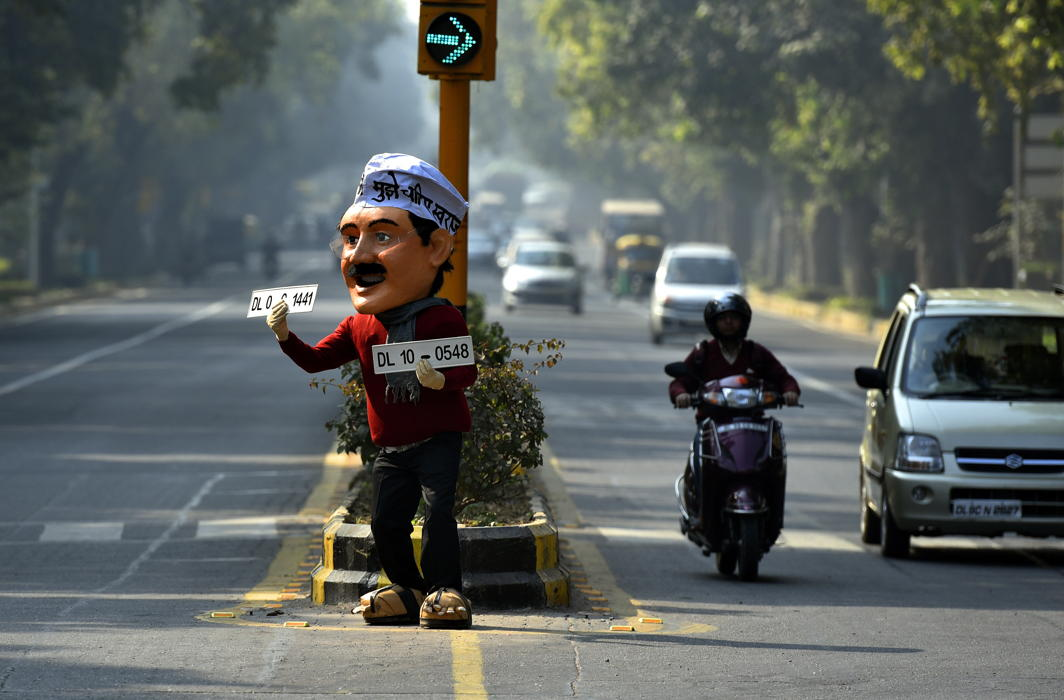 Delhi Delhi to go for 'odd-even' vehicle rationing from Nov 4 to Nov 15to go for 'odd-even' vehicle rationing from Nov 4 to Nov 15