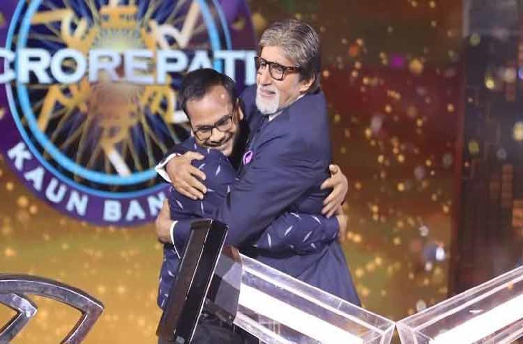 Sanoj Raj becomes the first crorepati of Kaun Banega Crorepati Season 11
