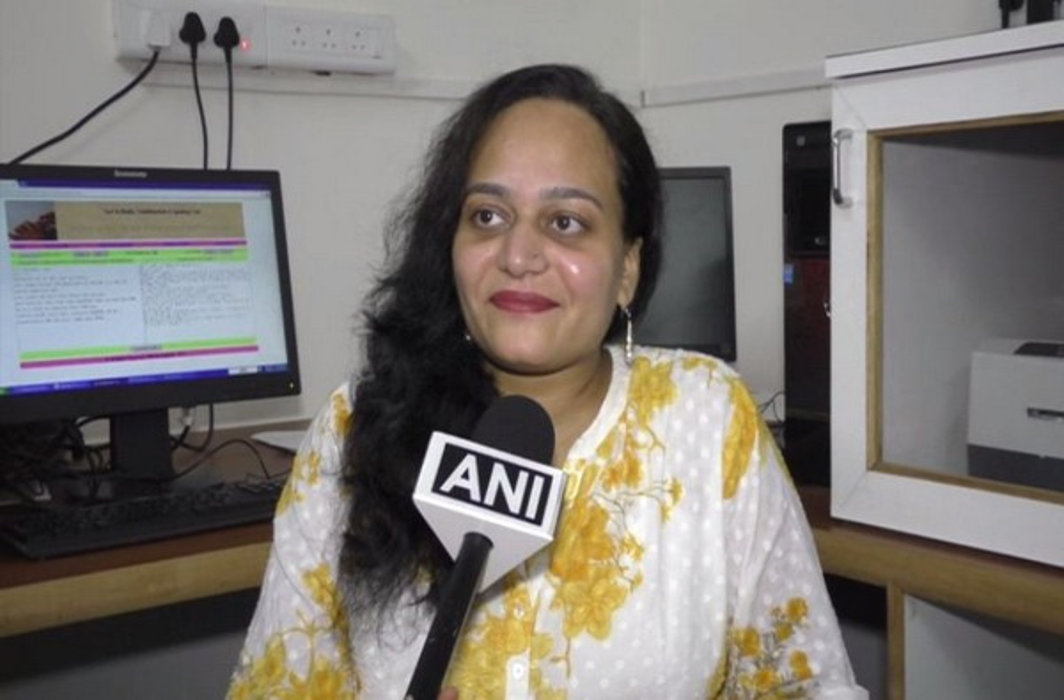 Professor invents Model to convert Hindi, English, Gujarati Text to Braille for visually impaired