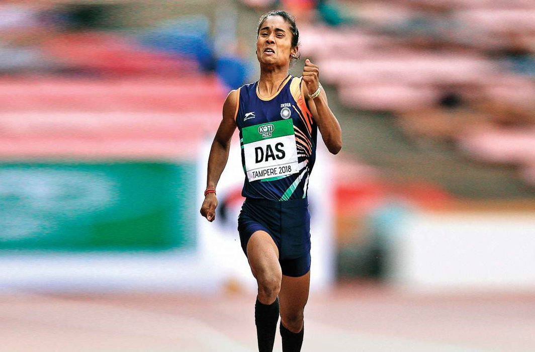 Hima Das not to compete in World Championships 2019