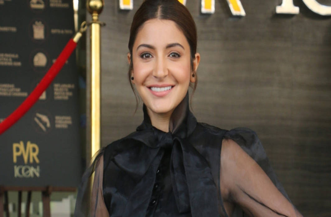 Anushka becomes only Bollywood actress and youngest on Fortune India's list of Most Powerful Women of 2019