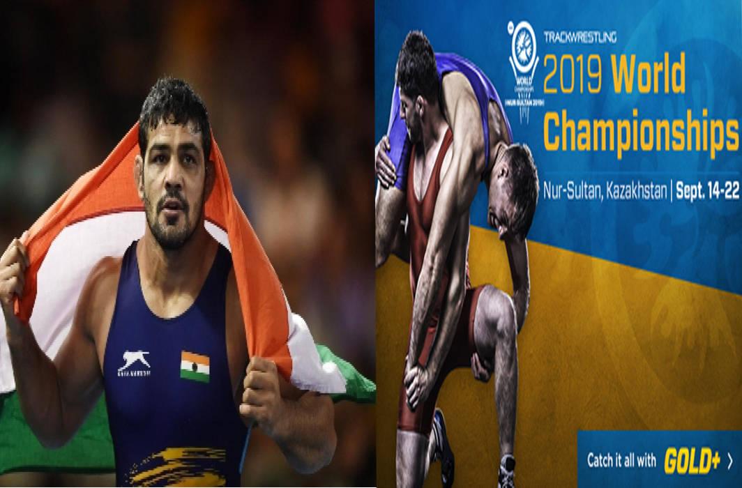 World Champion Sushil Kumar