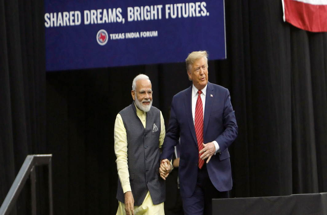 Modi backing Trump in US poll campaign against India's foreign policy, alleges Congress