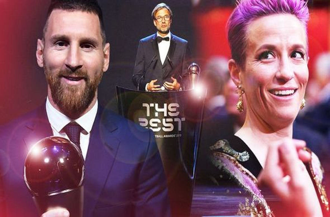 The Best FIFA Football Awards 2019: Lionel Messi, Megan Rapinoe wins FIFA Player of the Year awards