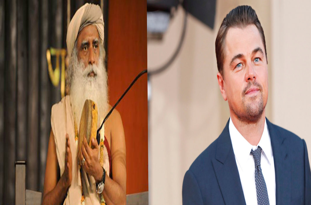 Over 100 signatories urge Leonardo DiCaprio to withdraw support for Cauvery Calling campaign of Sadhguru's Isha Foundation