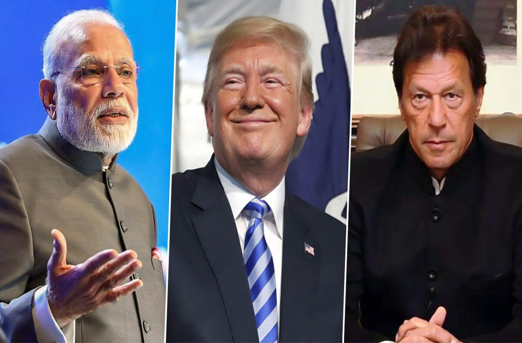 India-Pak two nuclear states at very serious odds with each other, got to work it out: Trump
