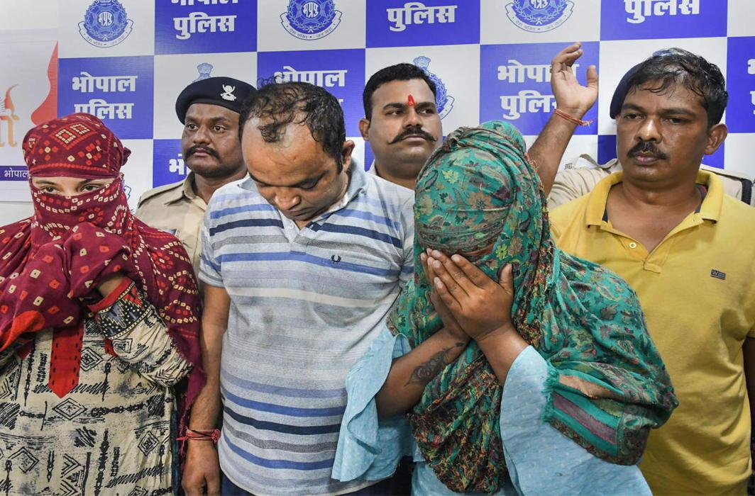 Biggest sex scandal yet: Madhya Pradesh honey trap ring ensnares politicians bureaucrats
