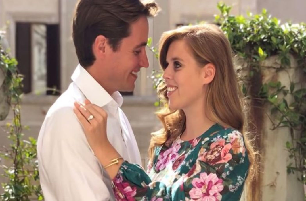 UK's princess Beatrice is engaged to Italian Property Tycoon