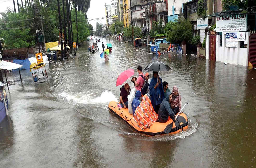 Climate changed already? Monsoon refuses to end, rains wreak havoc in Bihar, other parts