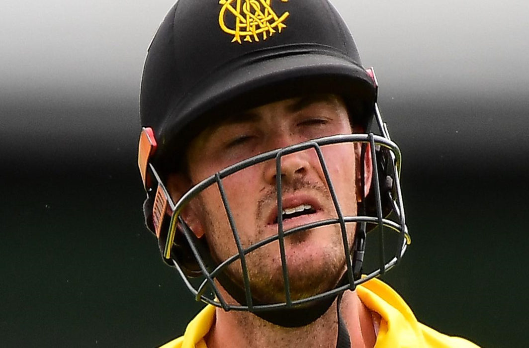 Ashton Turner likely to miss T20Is after suffering broken finger