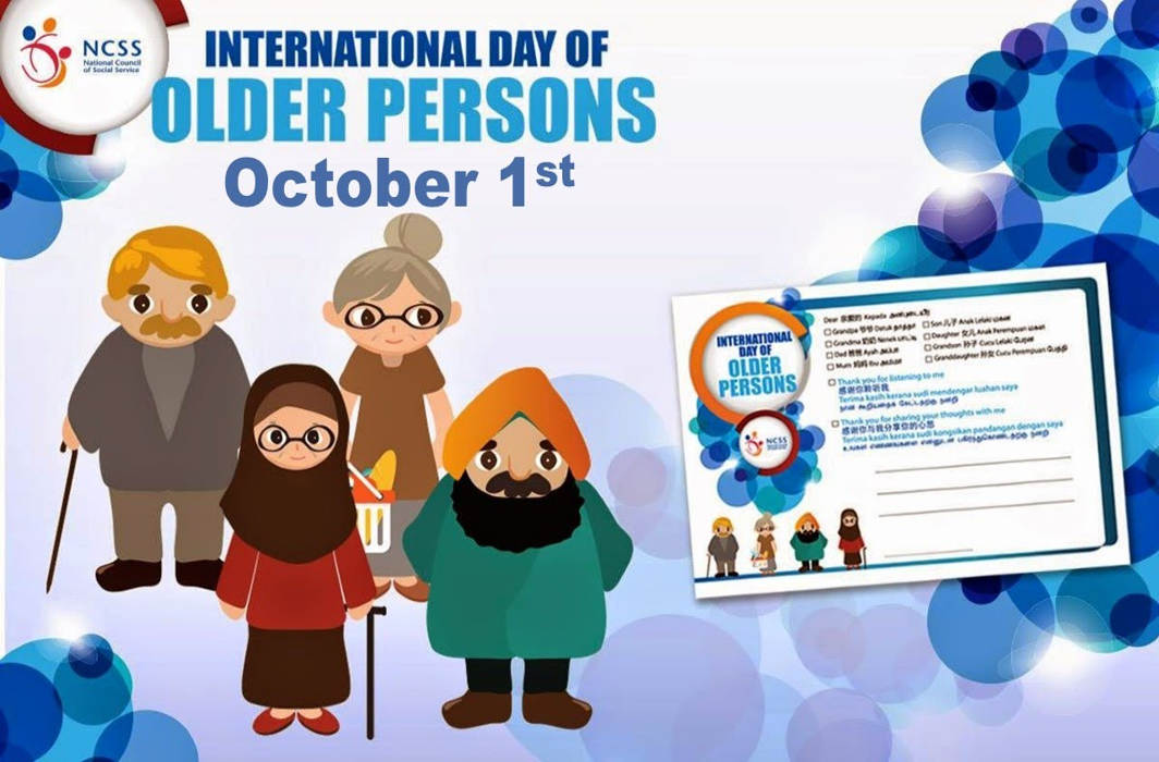 International Day of Older Persons 2019: WHO launches WHO ICOPE Handbook App to improve caretaking for Older People