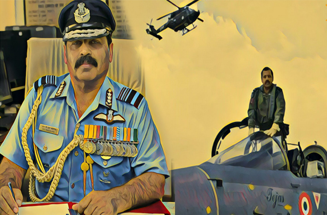 IAF chief Bhadauria