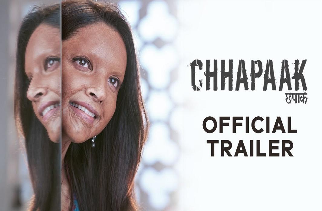 Deepika Padukone i Chhapaak movie