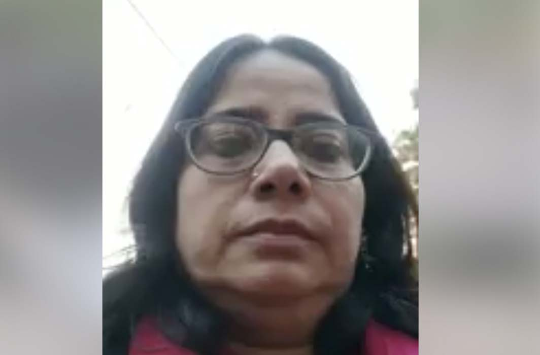 Sadaf Jafar released on bail from Lucknow jail