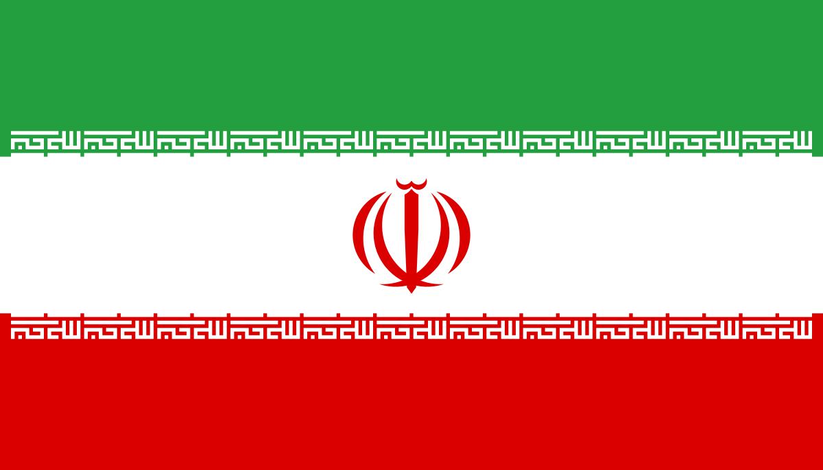 Irani Flag
