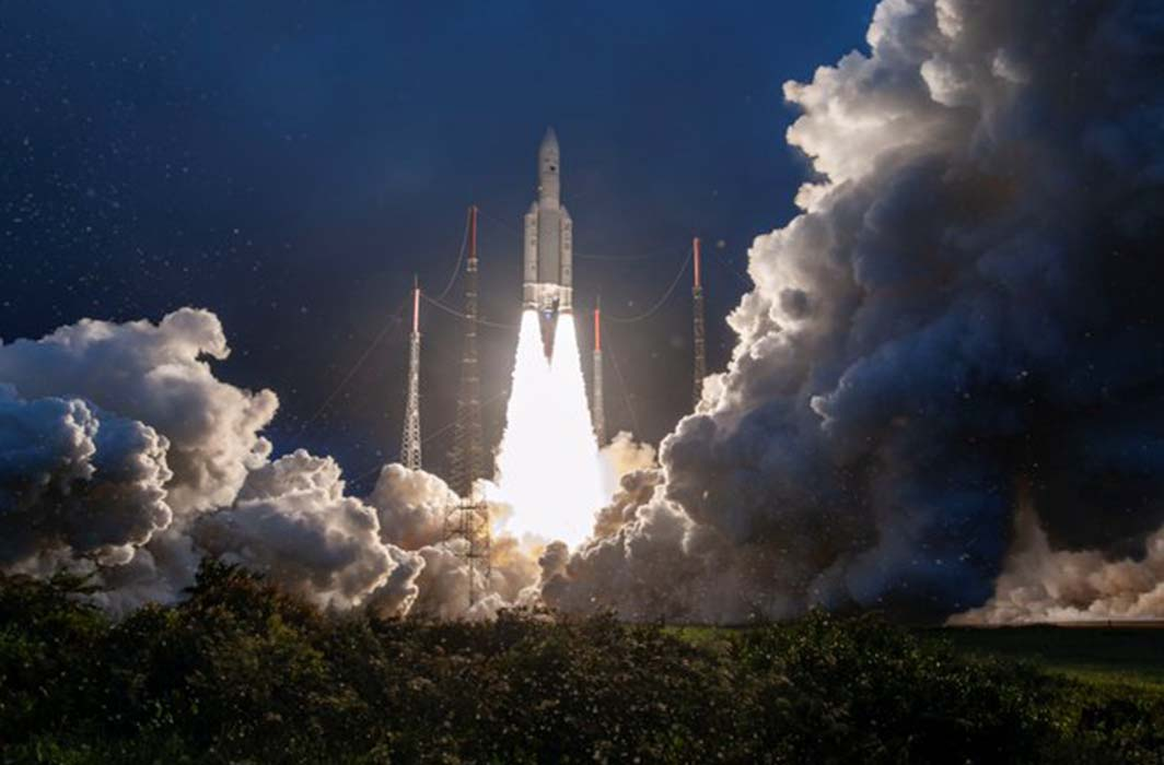 GSAT-30 launch, India's first satellite of 2020