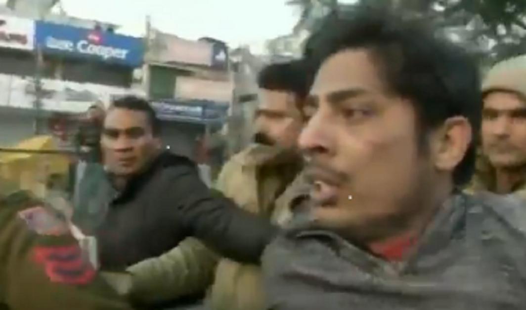 shaheen bagh shooter, Kapil gujjar
