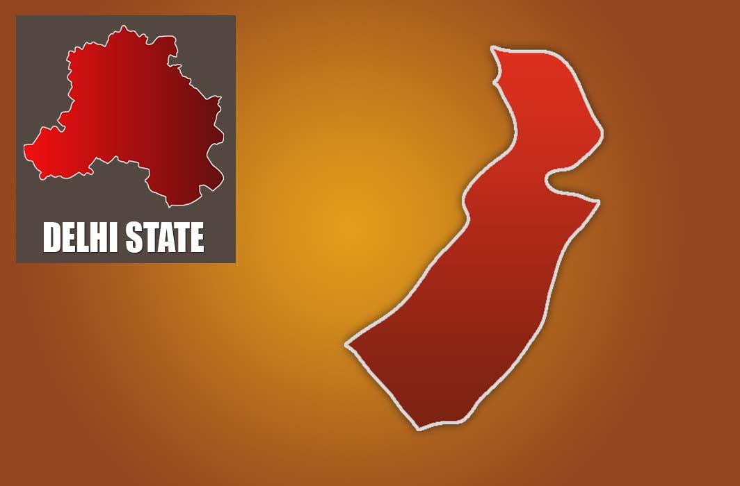 Rohini constituency map