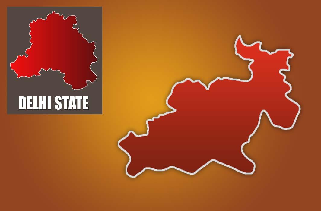Matiala constituency map