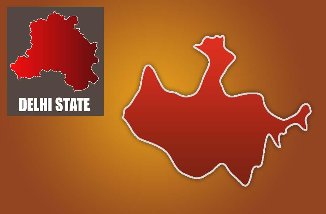Bijwasan constituency map