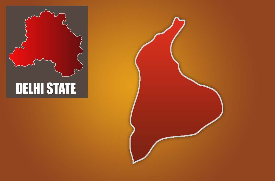 Sangam Vihar constituency map