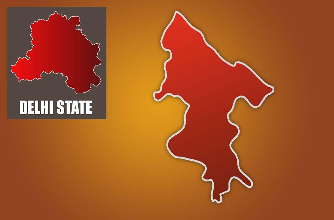 Kalkaji map