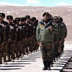 Flashpoint in eastern Ladakh, Chinese troops step up patrol.-min