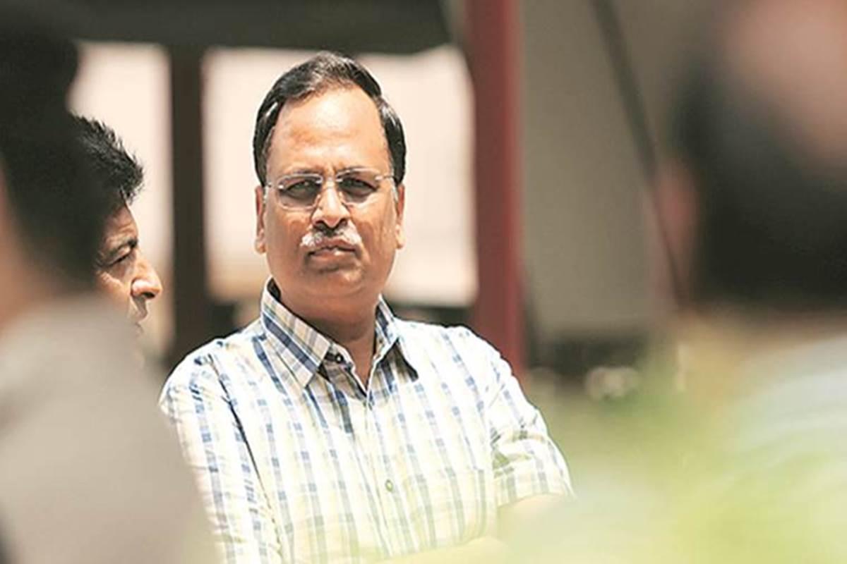 Delhi-Health-minister-satyendra-jain