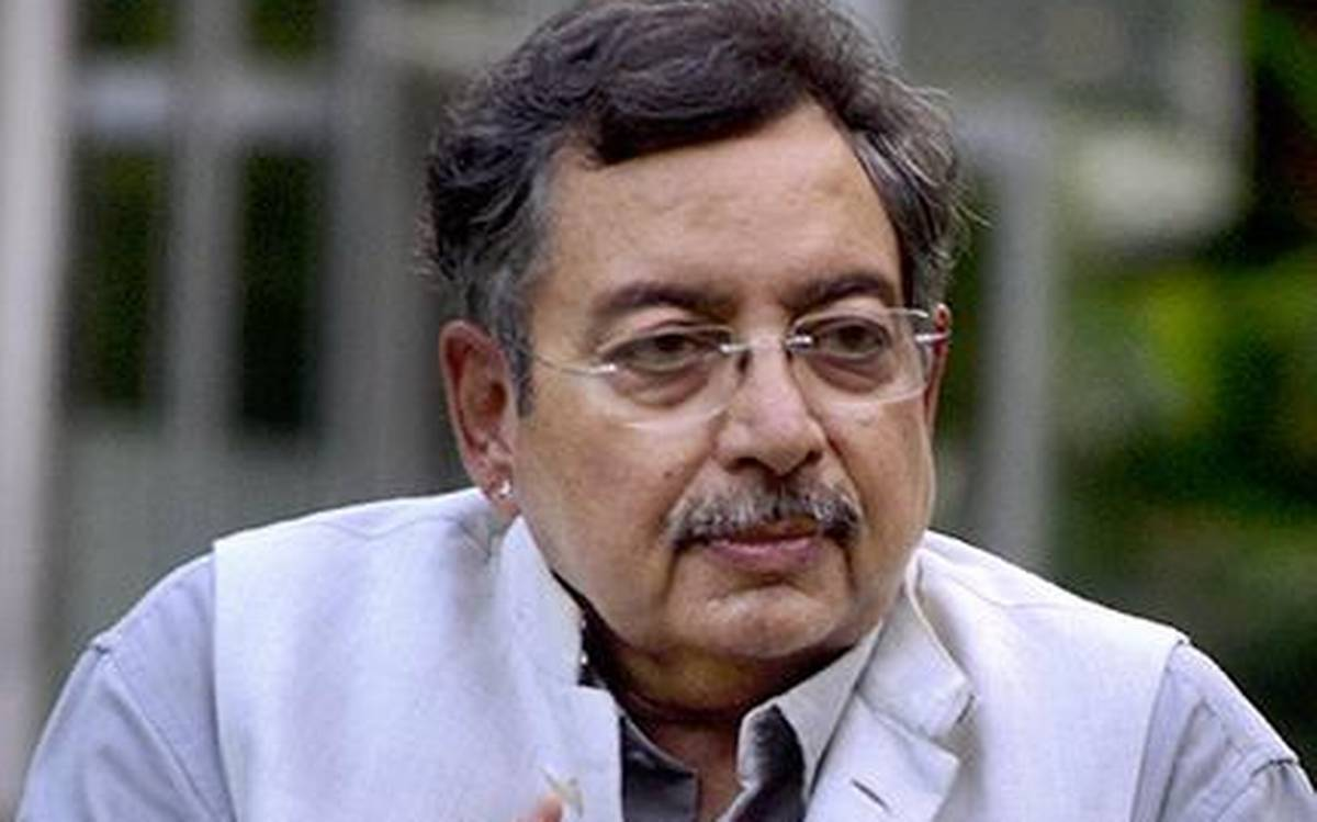 Journalist Vinod Dua