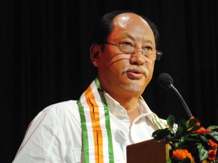 Nagaland Chief Minister Neiphiu Rio