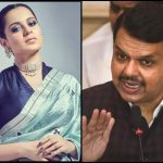 Devendra Fadnavis and Kangana