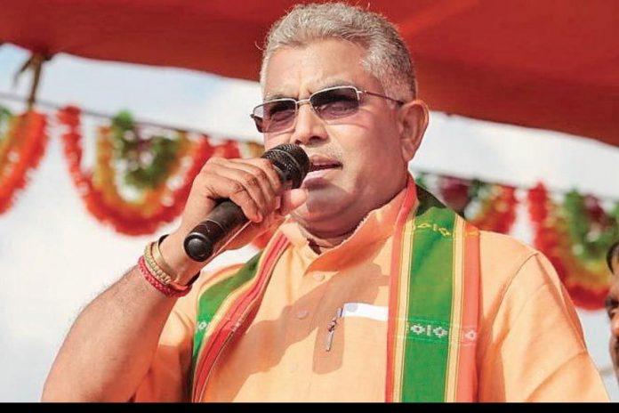 Bengal_BJP-BJP state unit chief Dilip Ghosh