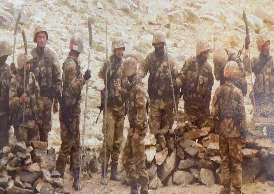 Line of Actual Control in Ladakh