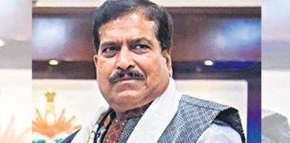 Railways MoS Suresh Angadi