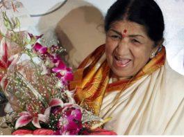 singer Lata Mangeshkar
