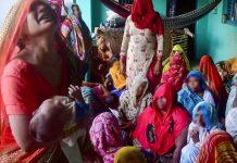 Hathras gangrape victim's family