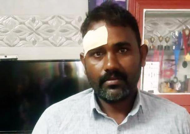 Lankan Navy attacks Indian fishermen