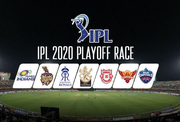 playoff IPL 2020