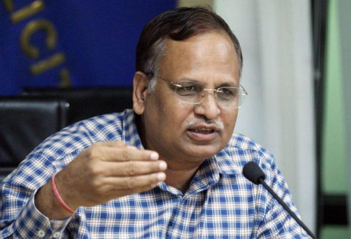 Delhi Health Minister Satyendar Jain