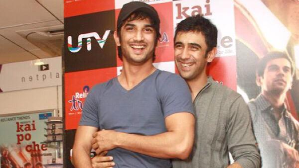 Amit Sadh remembers late star Sushant Singh Rajput, says if we're not affected by his death, we're not humans