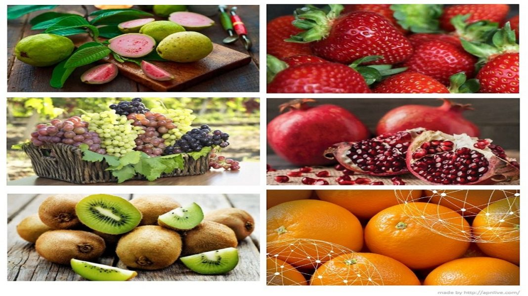 6 vitamin-C rich winter fruits that promote lung health