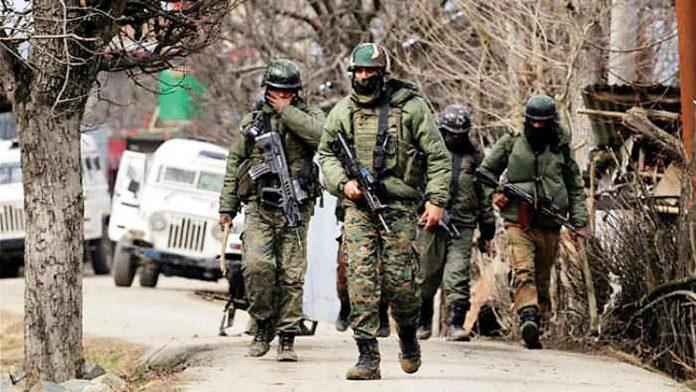 Srinagar terror attack