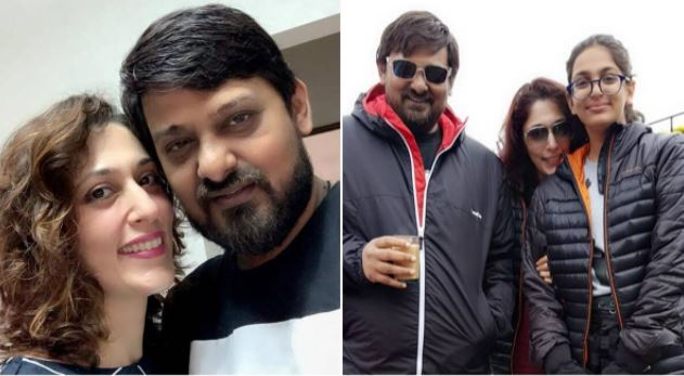 Late Wajid Khan's wife accuses his family of 'harassment'