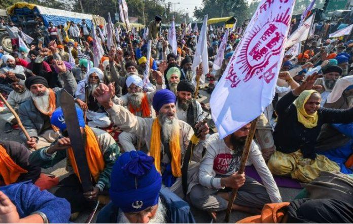 farmers agitation